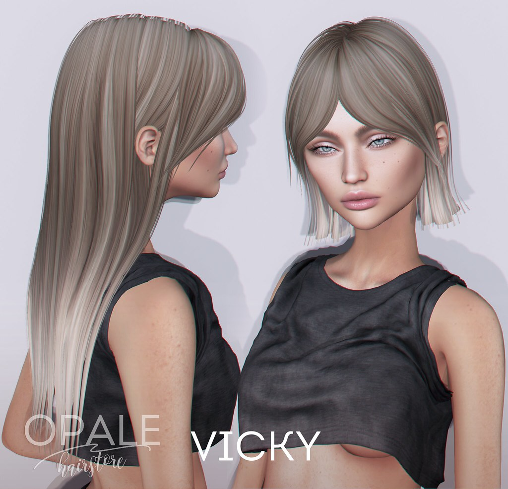 Opale Hair . Vicky @ Mainstore November 2017