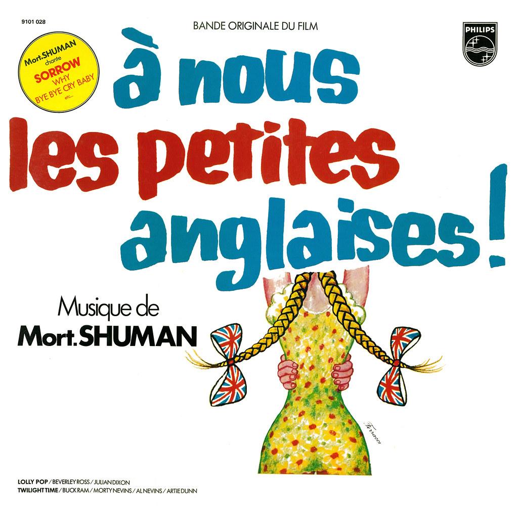 Mort Shuman - A nous les petites anglaises