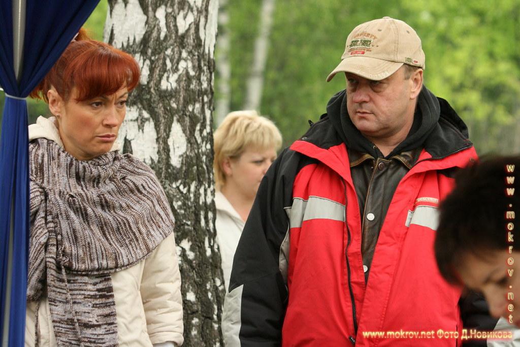 Виктория Тарасова. Сергей Воронцов.