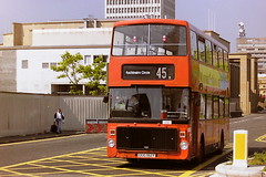 STRATHCLYDE'S BUSES A86 OGG182Y