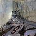 Bath stone mine/quarry, Brown's Folly, pit-props