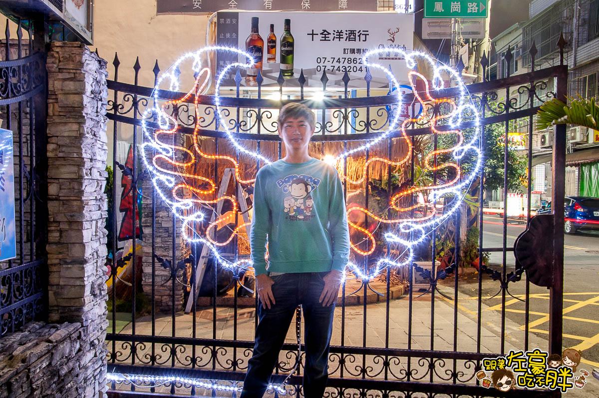 鳳山最美教堂聖誕景點-23