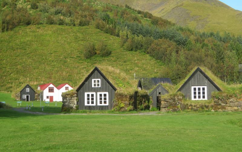 turf-houses