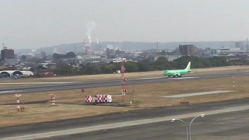 FDA JA11FJ ERJ-175 県営名古屋空港離陸IMG_1632