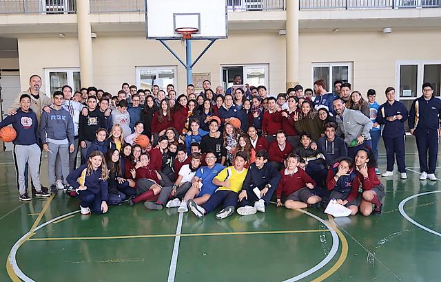 SOCIAL | Visita Colegio La Salle - El Carmen