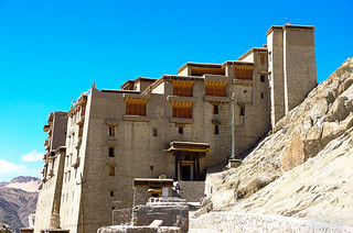 Palacio Real, Ladakh