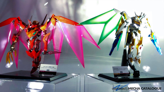 "Tamashii Nation 2017 - ""Code Geass"" METAL ROBOT SPIRITS"