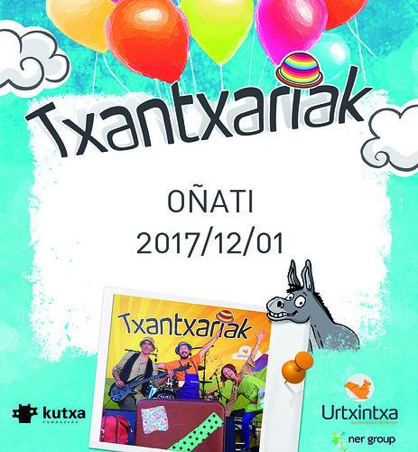 Txantxariak Oñatin 2017-12-01