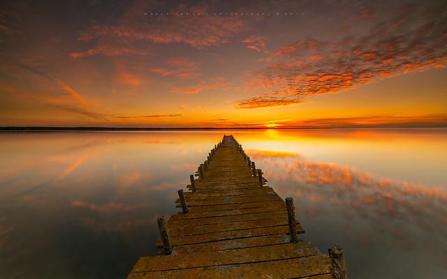 The lost pier