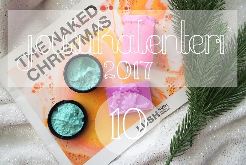 blogijoulukalenteri luukku 10