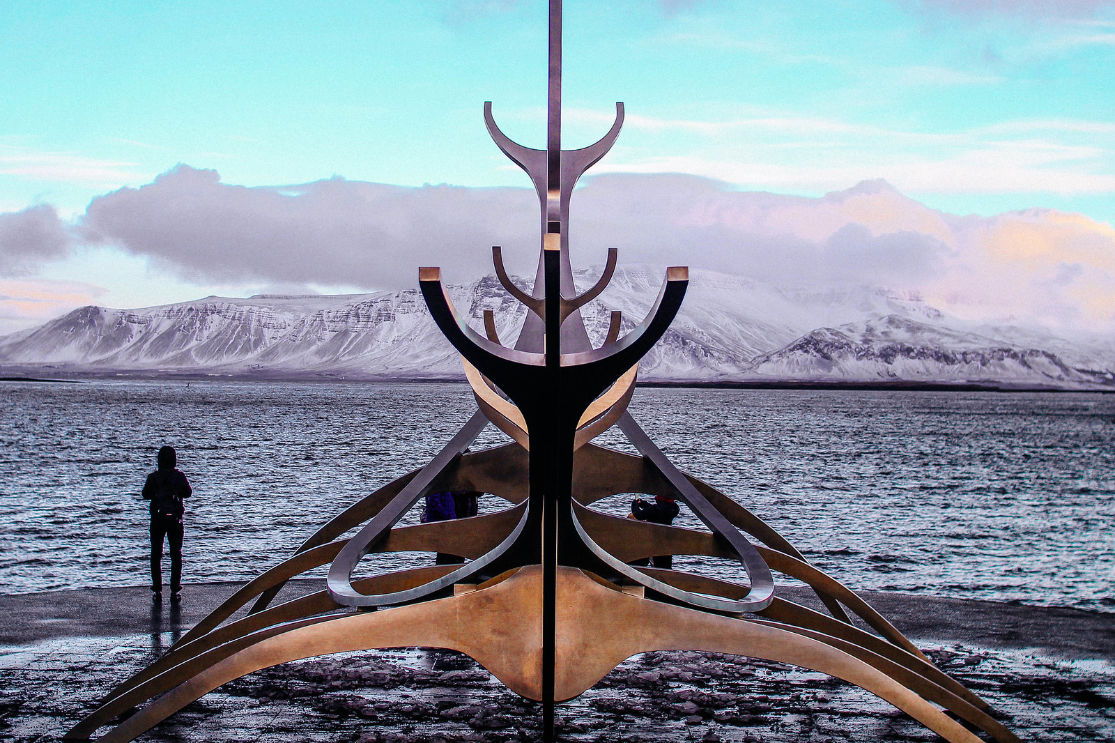 Reykjavik Sun Voyager Iceland travel blogger guide UK The Little Things