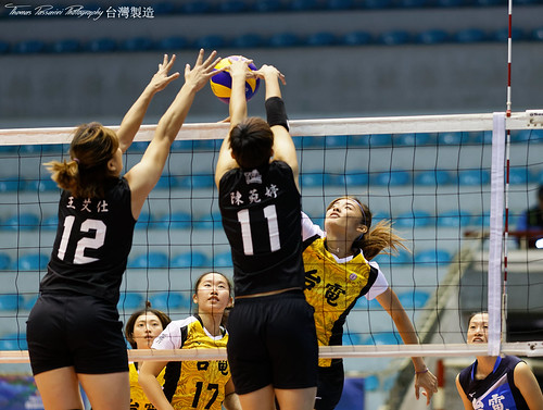 TVL: 台電女排 VS 中纖女排, 28/10.