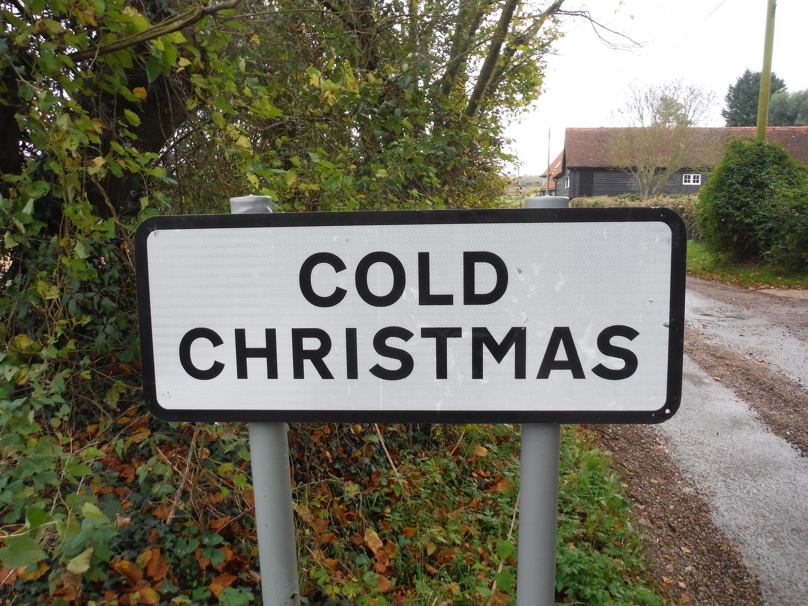 Cold Christmas SWC Walk 165 - St. Margarets Circular