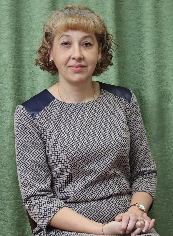 Ольга Витальевна Могильникова