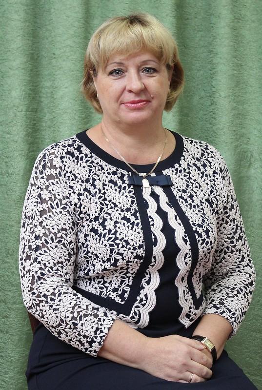 Ольга Алексеевна Бондаренко