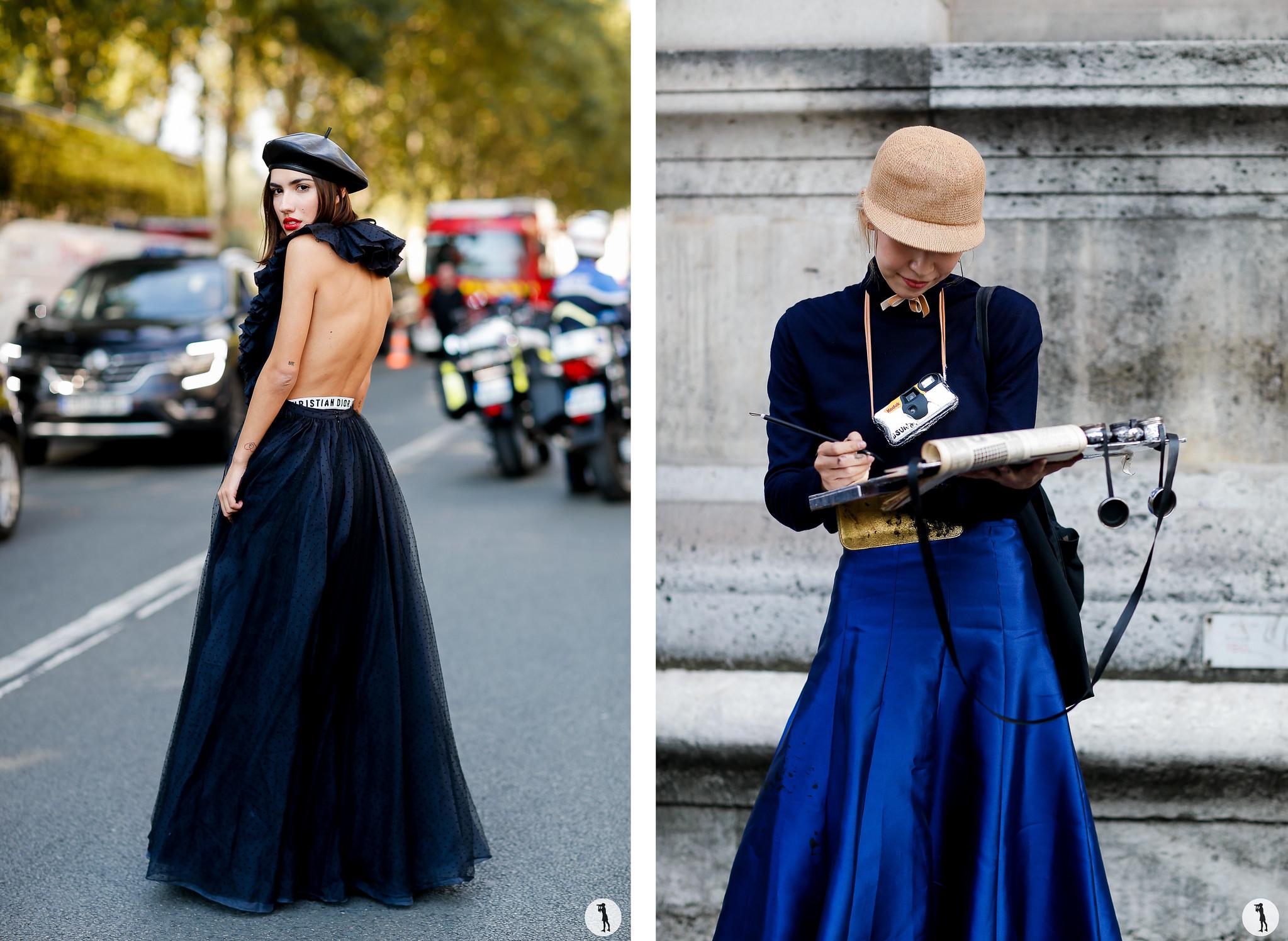 Patricia Manfield and Suwa - Paris Fashion Week SS18