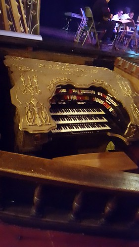 The famous organ! From Yelp Kalamazoo Helps Celebrate State Theatre's 90th Anniversary