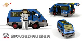 Toyota Space Cruiser - Classic Space 487
