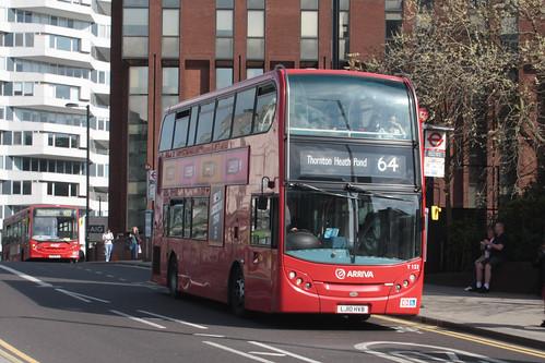 Arriva London T122 LJ10HVB