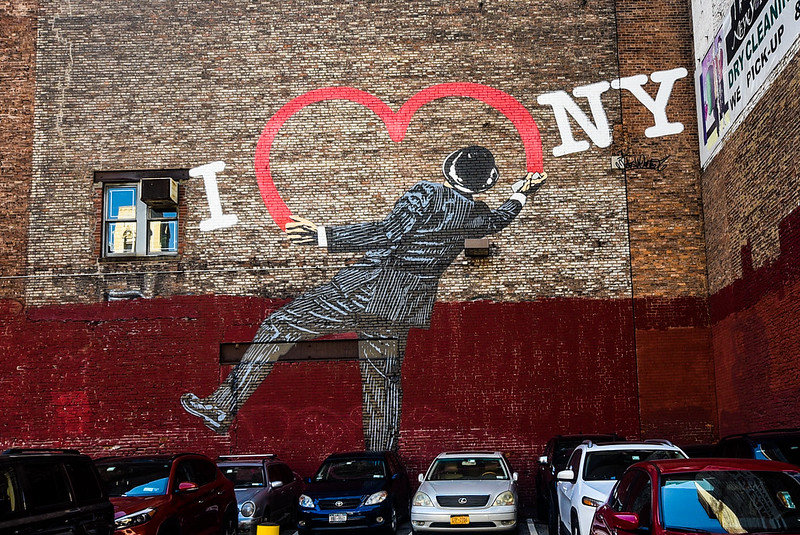 Walk In New York - NYC 2017 - Nick Walker - I love NY 03