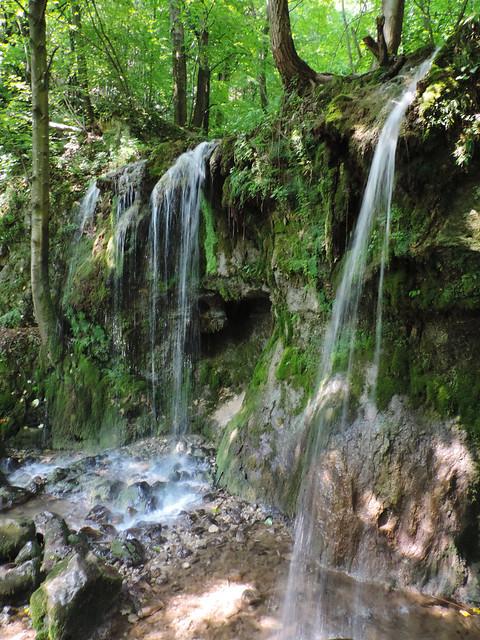 Háj waterfalls, Slovak Karst National Park, Slovakia