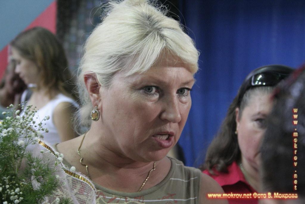 Покровская Татьяна Николаевна главный тренер Сборной команды России по синхронному плаванию