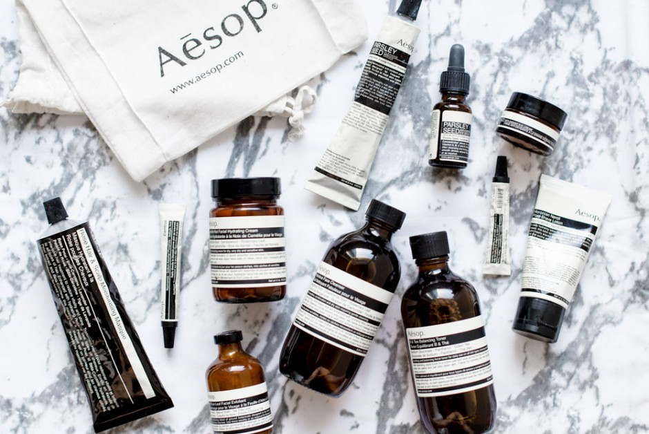 Aesop-products