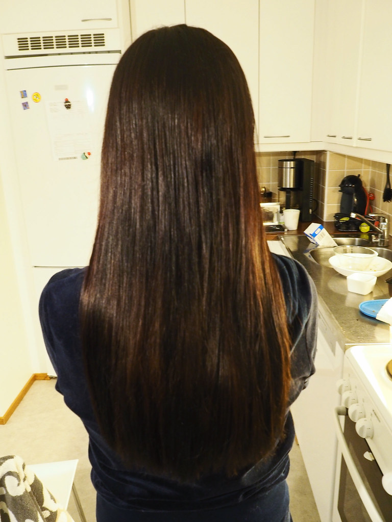 uudet hiukset