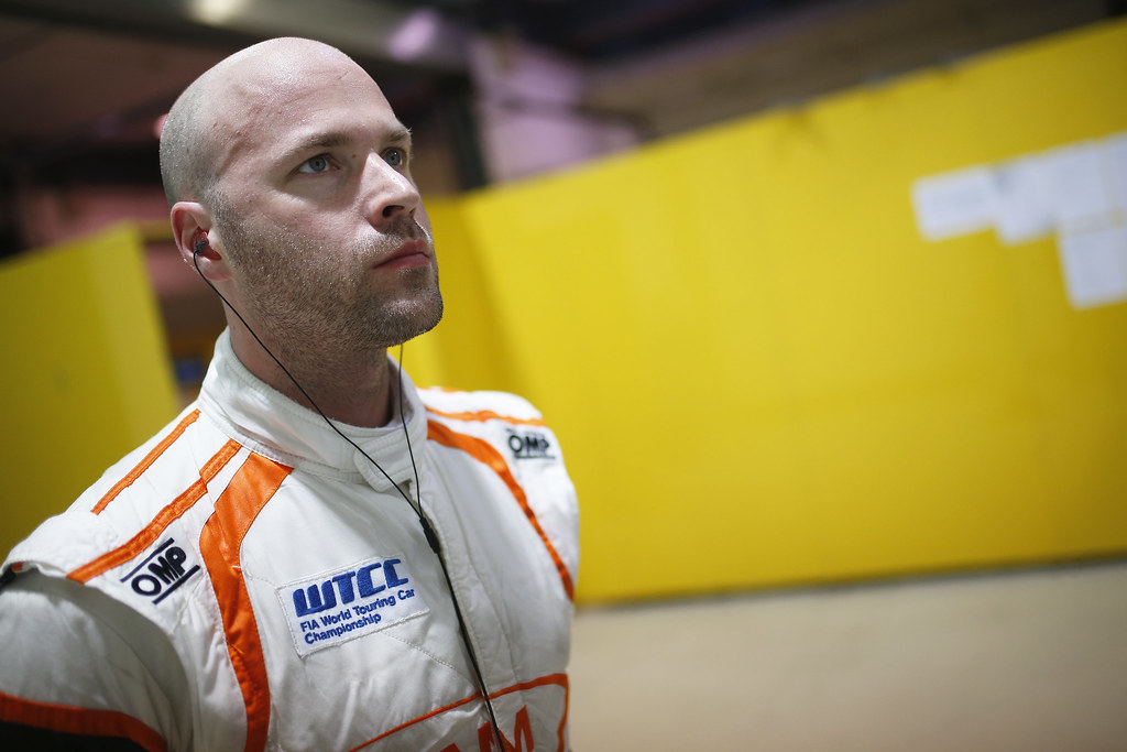 GLEASON Kevin, (usa), Lada Vesta team RC Motorsport, ambiance portrait during the 2017 FIA WTCC World Touring Car Championship race at Losail  from November 29 to december 01, Qatar - Photo Jean Michel Le Meur / DPPI
