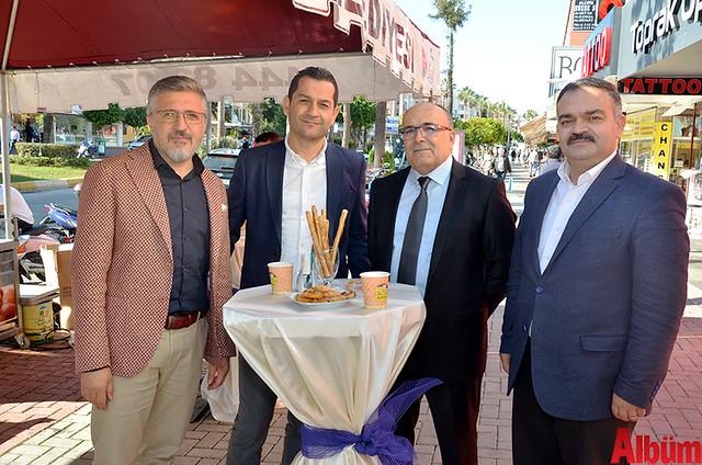 Ali Keskin, Aygün Güler, Mehmet Keskin, Mustafa Tuna