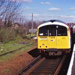 Class 483 483001 at Shanklin 1990