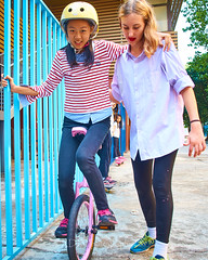Learning to Unicycle  02
