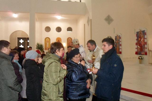 У патріаршому соборі вшанували пам'ять блаженного Василія Величковського