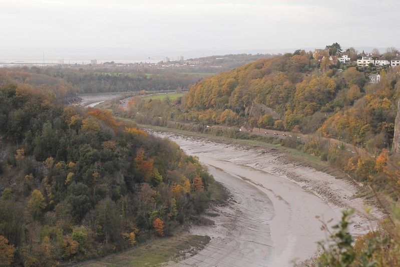 The Avon from the Downs