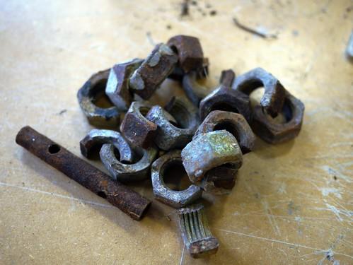 Nut Ring - Repair Series - WIP - 9