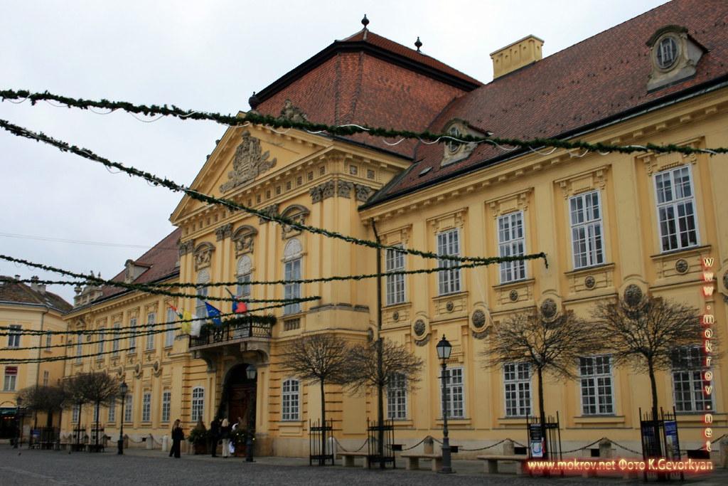 Секешфехервар — город в Венгрии фоторепортажи
