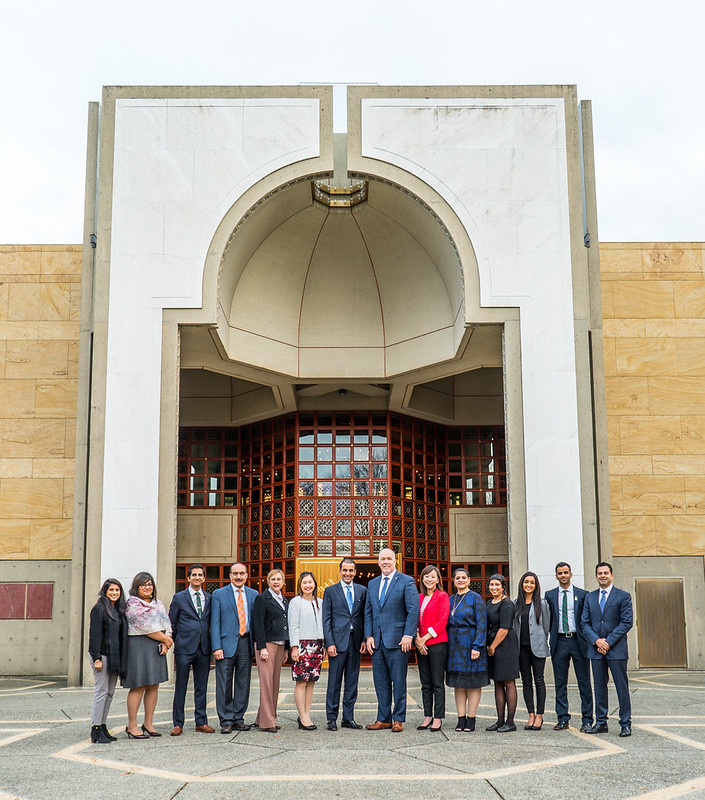Tour of the Ismaili Centre in Burnaby