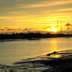 River Ribble Sunset