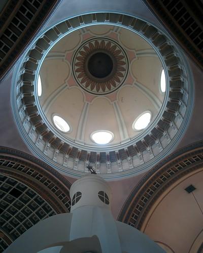 Dome #toronto #sherbournestreet #ourladyoflourdes #churches #romancatholicism #dome #latergram