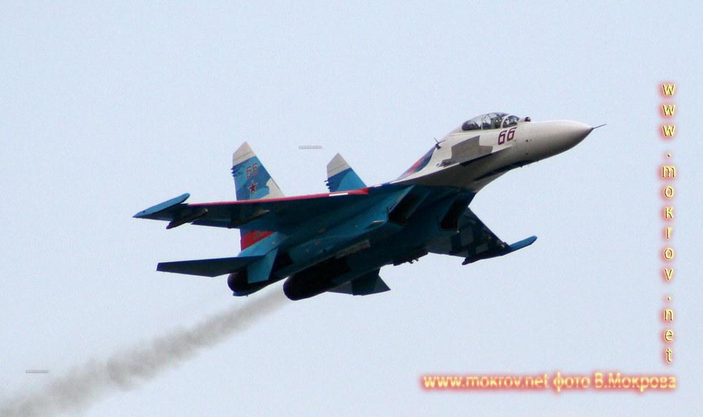 Су-27 фоторепортажи