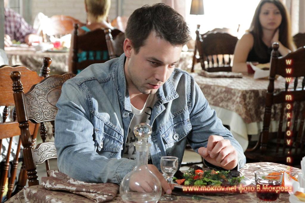 Актер Дмитрий Блажко роль Саши в телесериале «Карпов. Сезон третий».