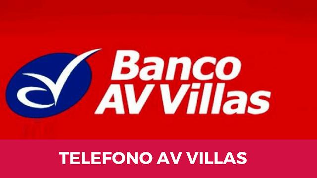 Av Villas Teléfono