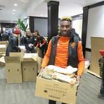Joshua Banton and box (Dec 6, 2017