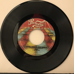 ROD:SHAKE IT UP(DO THE BOOGALOO)(RECORD SIDE-B)