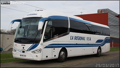 Irizar i6 - MAT / La Regional V.S.A. - Photo of Coulans-sur-Gée