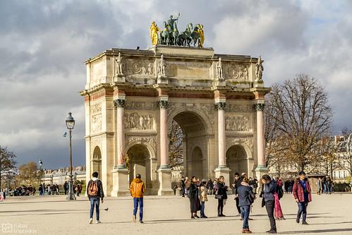 Arco del Triunfo del Carrusel