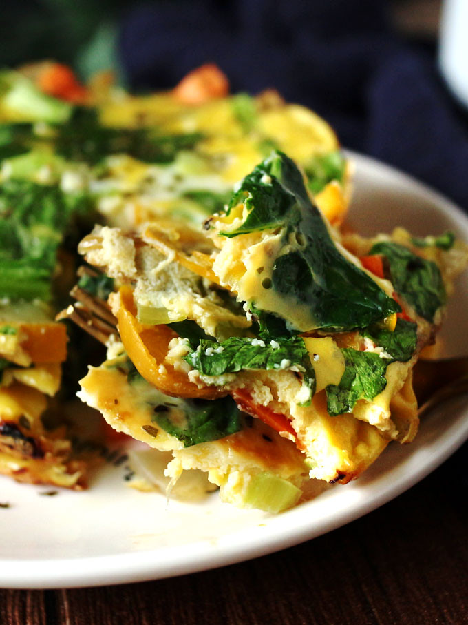 簡易免烤蔬食烘蛋 easy-no-bake-veggie-frittata_neoflam-steam-plus-pan (20)