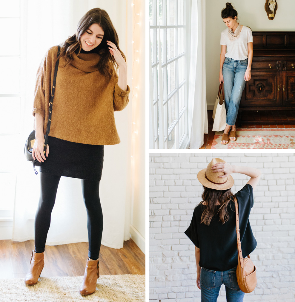 9 Minimalist Fashion Bloggers to Follow (Caroline - Unfancy)
