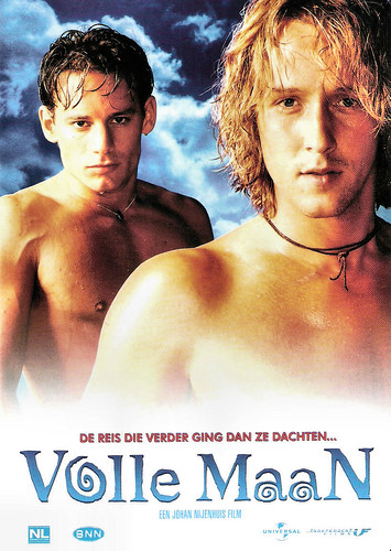 Cas Jansen and Daan Schuurmans in Volle Maan (2002)