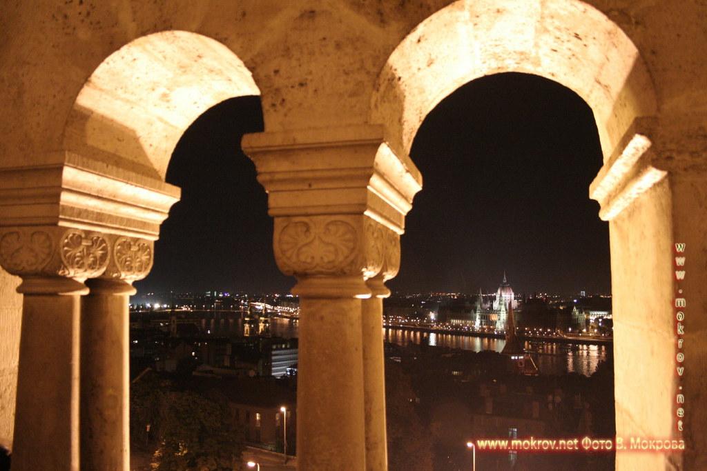 фотографии сделанные как днем, так и вечером Столица Венгрии - Будапешт